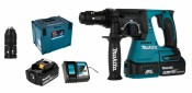 Makita DHR243RTJ SDS-Plus 18V (2x 5,0Ah Batterie + MAKPAC)