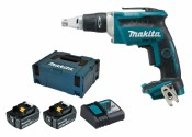 Makita DFS452RTJ 2x 5Ah Batterie + Chargeur