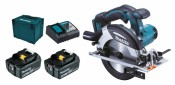 Makita DHS630RTJ 2x 5Ah Batterie + Chargeur