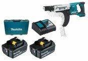Makita DFR750RTE Batterie + Chargeur