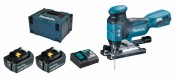 Makita DJV181RTJ 2x 5Ah Batterie + Chargeur
