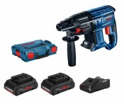 Bosch GBH 18V-20 Professional 2x ProCORE18V 4Ah Batterie